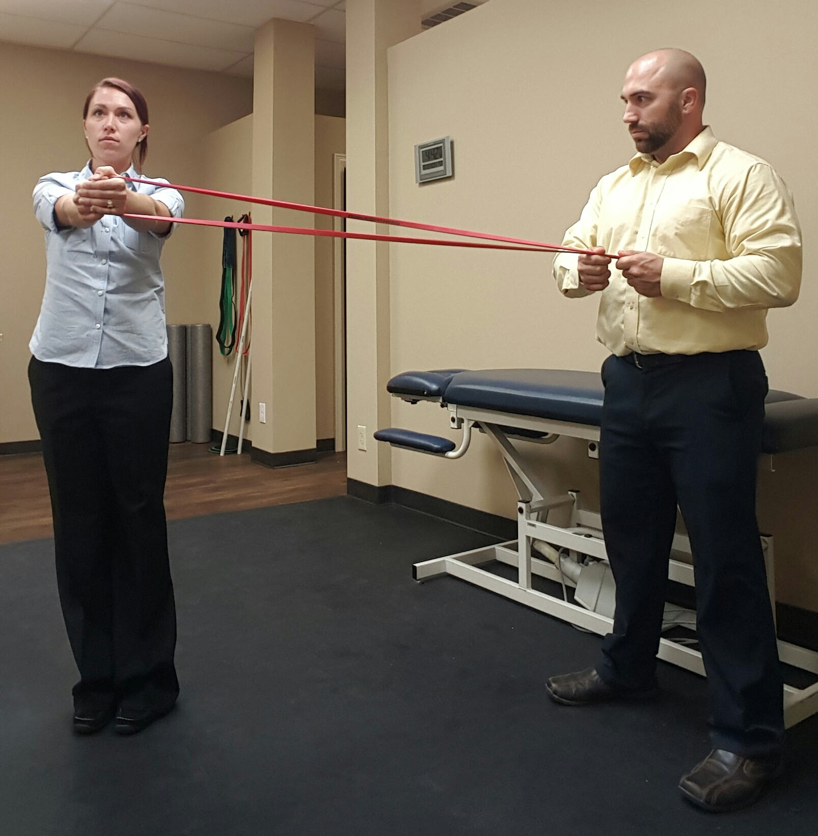 Rehabilitation at ProActive Chiropractic & Wellness